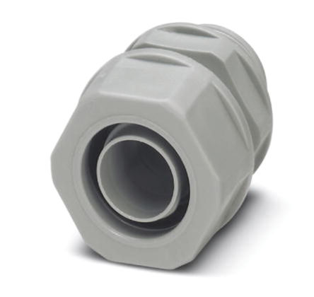 Phoenix Contact - 3240993 - Phoenix Contact IP65 灰色 PP 电缆固定头 3240993 至 36mm电缆直径, -10°C至+110°C, PG29螺纹