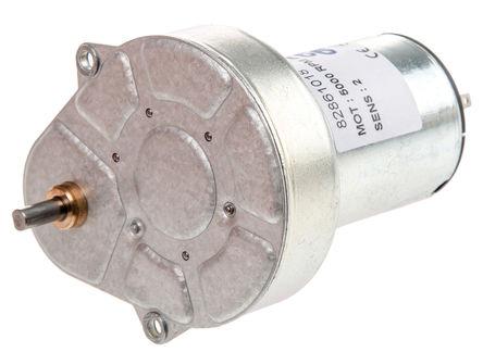 Crouzet - 82 861 018 - Crouzet 直流�X���与���C 82 861 018, �刷型, 24 V 直流, 0.5 Nm, 108 rpm, 3 W