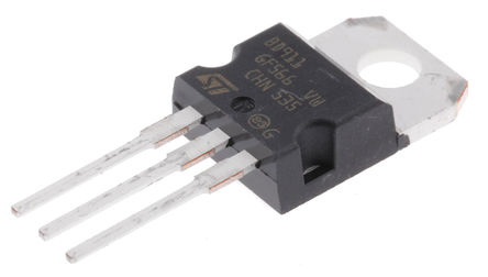 STMicroelectronics - BD911 - STMicroelectronics BD911 , NPN 晶体管, 15 A, Vce=100 V, HFE:5, 3 MHz, 3引脚 TO-220封装