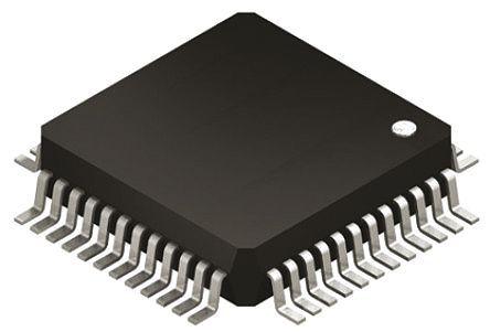 Analog Devices - AD1938WBSTZ - AD1938WBSTZ 12通道 192kHz 24bit 立�w�音�l 音�l�解�a器, 串行接口, 48� LQFP封�b