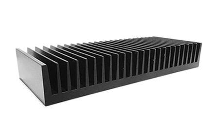 ABL Components - 163AB1500B - ABL Components 100 系列 铝 散热器 163AB1500B, 0.14°C/W, PCB(印刷电路板)安装安装, 150 x 250 x 40mm