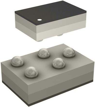 STMicroelectronics - BALF-NRF01D3 - STMicroelectronics 2400 → 2540MHz 50Ω 表面贴装 对称转换器 BALF-NRF01D3