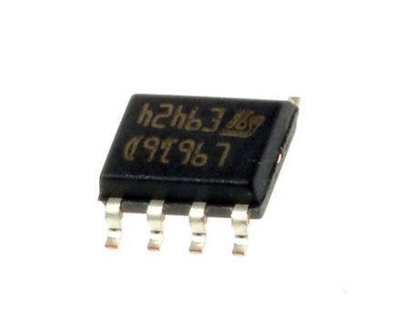 STMicroelectronics - L9616 - STMicroelectronics L9616 1MBd CAN 收发器, 支持ISO/DIS 11898标准, 关闭断电, 8引脚 SOIC封装
