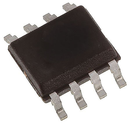 STMicroelectronics - M95M02-DWMN3TP/K - STMicroelectronics M95M02-DWMN3TP/K EEPROM 芯片, 2Mbit, 256K x, 8bit, SPI接口, 80ns, 2.5 → 5.5 V, 8引脚 SOIC封装