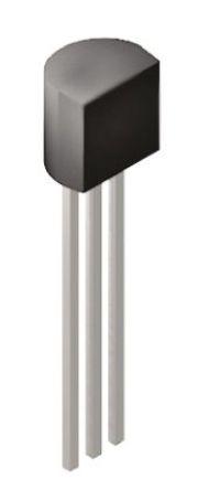 STMicroelectronics - TL1431ACZ - STMicroelectronics TL1431ACZ 可调 2.5 - 36V 电压参考, 2.5 → 36 V输出, ±0.25 %精确度, 100mA最大输出, 3引脚 TO-92封装