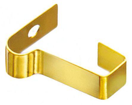 Wurth Elektronik - 331041402053 - Wurth Elektronik 331041402053 镀金铍铜 屏蔽条, 安装螺钉固定, 5.3mm x 4.1mm x 2mm