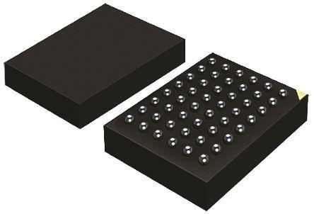 Cypress Semiconductor - CY62147EV30LL-45B2XI - Cypress Semiconductor CY62147EV30LL-45B2XI, 4Mbit SRAM �却�, 256K x 16, 1MHz, 2.2 → 3.6 V, 48� FBGA封�b