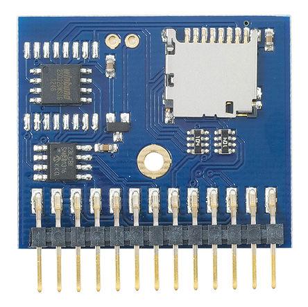 Parallax Inc - 40004 - Parallax Inc Parallax P8X32A Propeller 处理器系列 试验电路板 评估测试板 Ver. 1.0 40004; 载有 P8X32A 微控制器 (P8X32A 内核)