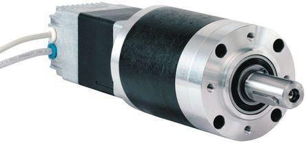 Crouzet - 80 089 705 - Crouzet 直流�X���与���C 80 089 705, �o刷式, 24 V 直流, 4.5 Nm, 120 rpm, 80 W
