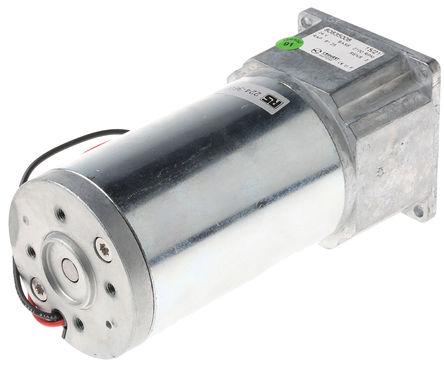Crouzet - 80835008 - Crouzet 直流�X���与���C 80835008, �刷型, 24 V 直流, 1.9 A, 5 Nm, 27 W, 29.4 rpm
