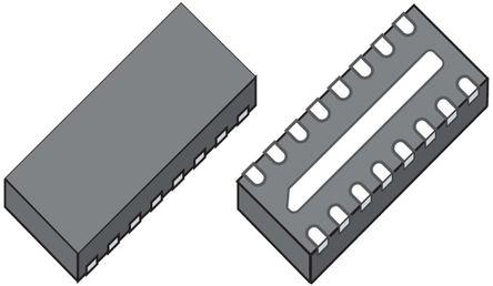 STMicroelectronics - EMIF06-MSD02N16 - STMicroelectronics EMIF06-MSD02N16 EMI 滤波器和 ESD 保护器