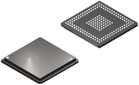 STMicroelectronics - STA8088EXG - STMicroelectronics STA8088EXG GPS 接收器芯片, 1.8 → 3.6 V电源, 169引脚 TFBGA封装