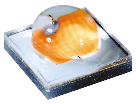 OSRAM Opto Semiconductors - LCW CQAR.PC-MSMU-5L7N-1 - Osram Opto OSLON Square 系列 白色 4000K 大功率 LED LCW CQAR.PC-MSMU-5L7N-1, 3.5 V, 120 °视角 3030 (1212) 贴装