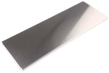 Schroff - 20860107 - Schroff 铝 机箱板 20860107, 403 x 150 x 12mm, 使用于19 英寸底盘