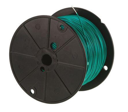 Alpha Wire - 3055 GR001 - Alpha Wire 305m�L �G色 18 AWG UL1007 �涡� �炔窟B��� 3055 GR001, 0.81 mm2 截面�e, 16/0.25 mm �芯�g距, 300 V