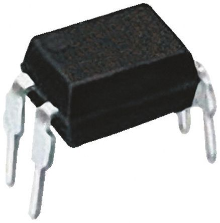 Broadcom - HCPL-817-30DE - Broadcom 光耦 HCPL-817-30DE, 直流�入, 光�晶�w管�出, 4引�_ DIP 封�b