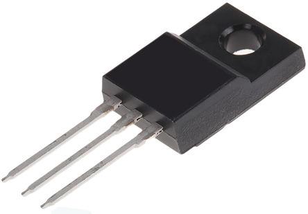 Toshiba - TK58A06N1,S4X(S - Toshiba Si N沟道 MOSFET TK58A06N1,S4X(S, 105 A, Vds=60 V, 3引脚 TO-220SIS封装