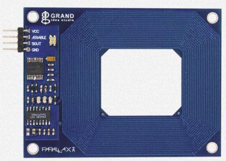 Parallax Inc - 28140 - Parallax Inc RFID 阅读器 28140, 阅读器