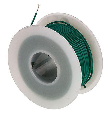 Alpha Wire - 3251 GR005 - Alpha Wire 30m�L �G色 22 AWG UL1061 �涡� �炔窟B��� 3251 GR005, 0.35 mm2 截面�e, 7/0.25 mm �芯�g距, 300 V