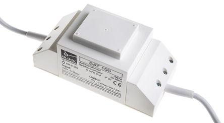 Block - SAT100 - Block 100VA SAT100 自耦变压器, 230V ac 初级线圈, 115 V 交流 次级线圈
