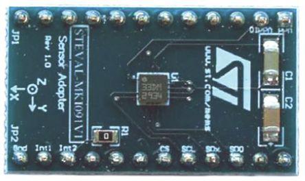 STMicroelectronics - STEVAL-MKI091V1 - STMicroelectronics 模拟开发套件 STEVAL-MKI091V1