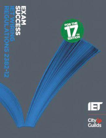 IET - 978-0-85193-232-3 - IET《考�成功案例 IEE 布��定 2382-21》 作者: IET(17th版本), 136���, 13 位 ISBN: 9780851932323