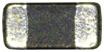 Murata - BLM15HD102SN1D - Murata BLM15HD102SN1D BLM15HD 系列 铁氧体磁珠, 1000Ω阻抗 @ 100 MHZ, 0402封装, 适用于EMI 抑制过滤器、GHz 频段高速信号线路